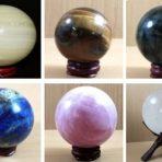 Semi-precious stone decorative