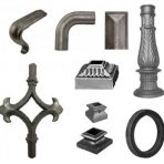 Steel and wrought Iron Castings and Fabrication